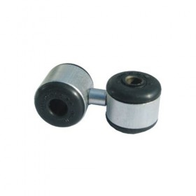 Link for front stabilizer bar with joints in assy