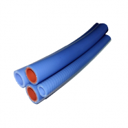 Шланг силиконовый с нитяным усилением Ø6x13-0,3МПа